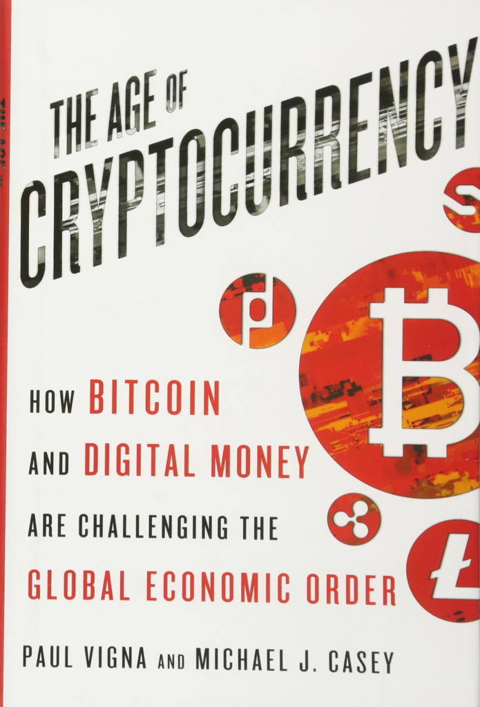 BOOK REVIEW:  The Age Of Cryptocurrency